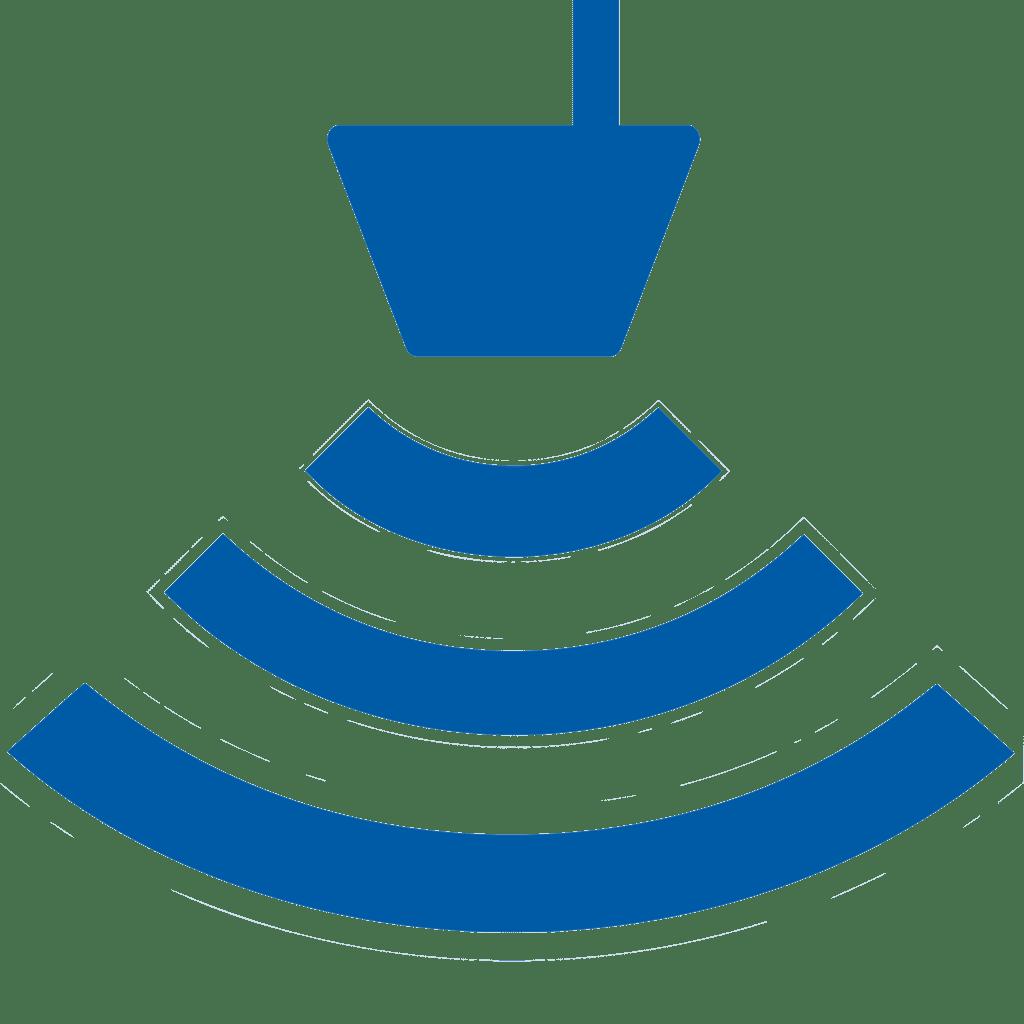 sensor range icon